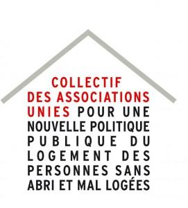 Centre des Association Unies pour une nouvelle politique publique de logement des personnes sans abri et mal logées