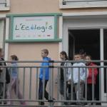 L'écologis, un appartement conseil pour l'écocitoyenneté géré par le SEP à Grand'Combe dans le Gard