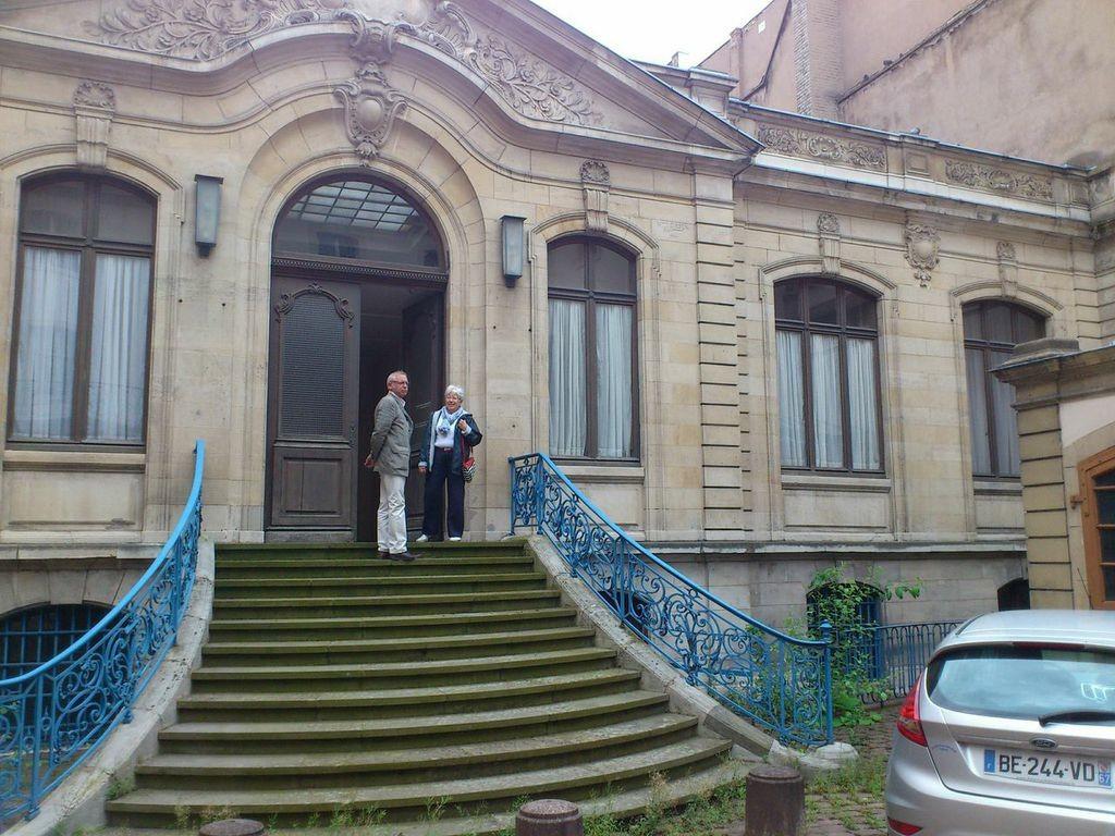 Strasbourg cr ation d une maison protestante de la for Maison de l emploi strasbourg