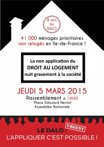 Rassemblement_loi dalo_5 mars
