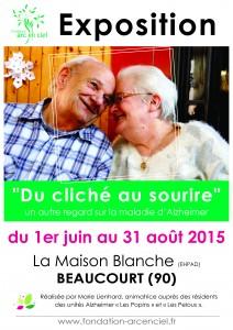 Affiche_Expo_Cliché_Sourire