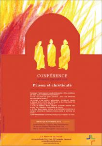 Maison de l4unité_conférence_Prison et chrétienté