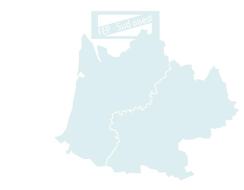 sud-ouest - carte + texte