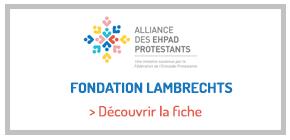 Membre-EHPAD-FONDATION LAMBRECHTS