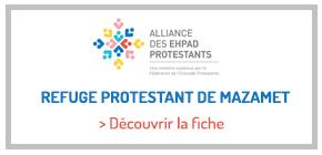 Membre-EHPAD-REFUGE PROTESTANT DE MAZAMET