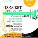 affiche Concert Numéro Vert
