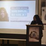 """Mirana Randriamiharisoa sur le thème""""Exclusion sociale"""""""