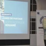 """Koffi Rodrigue Kouamé sur le thème """"Migrants"""""""